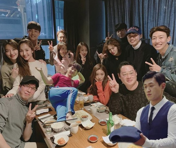 <p>Yu Garden is a 2-day - they are busy with the Bishop until so late even all can be too unwelcome, and the like. Kim in why Love.along with a picture.</p><p>The revealed pictures, Park Min-young, Park Seo-joon, Kang-Young, Pyo Ye-jin, Yu Garden Kim in why it starred actors have them gathered in one place. The photo is together not the actors of the photo synthetict laugh, I found myself.</p><p>Meanwhile Kim in whyfor the past 7 November in the species pool. Yu Garden is set in mind, taking the role of heat.</p>