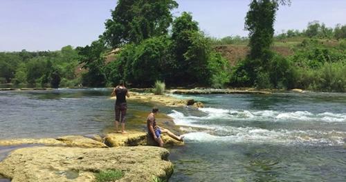 미얀마 샨주 시포의 남투 강 [이라와디 홈페이지 캡처=연합뉴스]