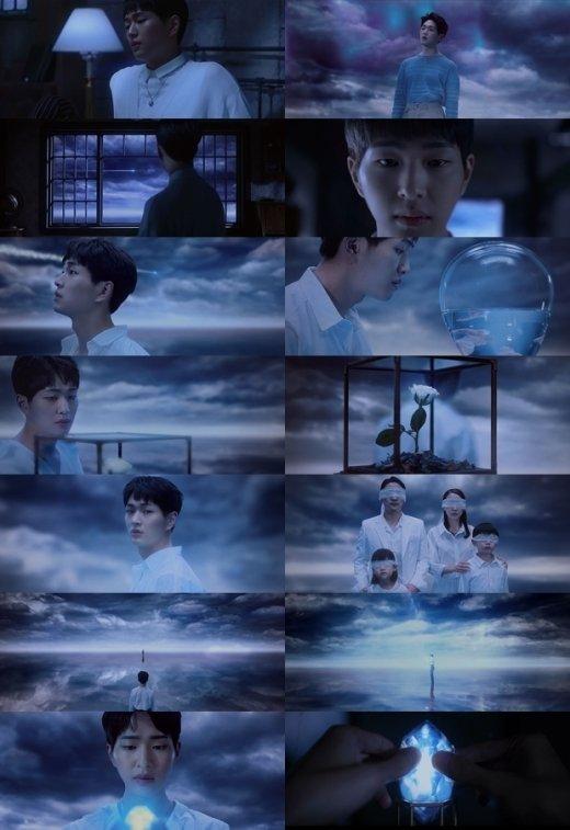 ▲ 사진=온유 'BLUE' 뮤직비디오 캡처