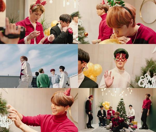 VAV 'So In Love' 티저 영상이 공개됐다. A Team 엔터테인먼트 제공