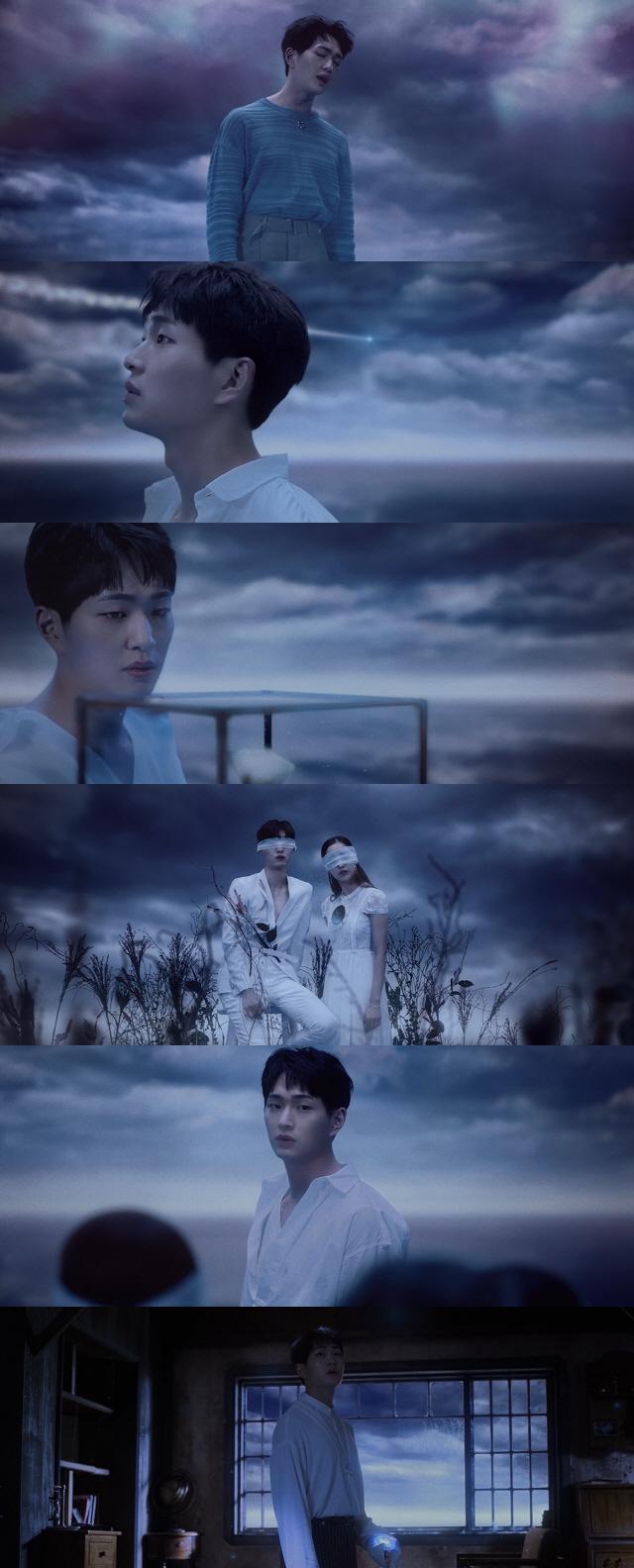/사진=온유 '블루' 뮤직비디오