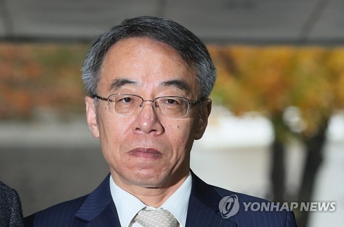 임종헌 전 법원행정처 차장 [연합뉴스 자료사진]