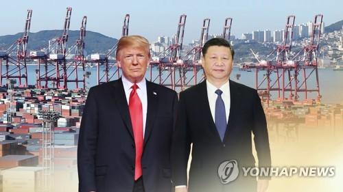 무역전쟁 '휴전' 했지만…협상 험로 예고 (CG) [연합뉴스TV 제공]