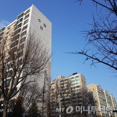 서울 여의도 수정 및 삼부아파트 일대. /사진=김지훈 기자