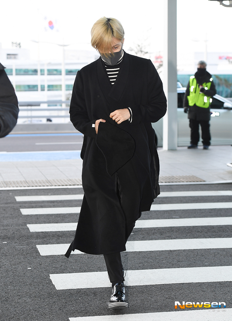 <p>SHINee Lee Tae-min personal schedule Car 12, October 7 afternoon Incheon International Airport Terminal #2 via airport fashion and Bangkok, Thailand with departure.</p><p>This day, Lee Tae-min departure as a Moving.</p>