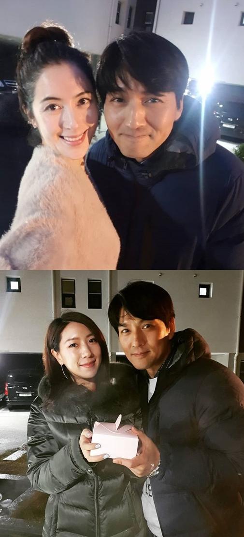 """'이병헌 동생' 이지안, 이필모♥서수연 응원 """"예쁜 마음 변치 말길"""""""