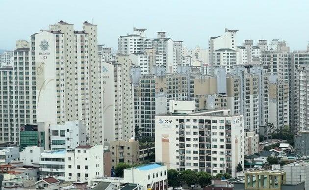 대구 수성구의 한 아파트 단지. 한경DB