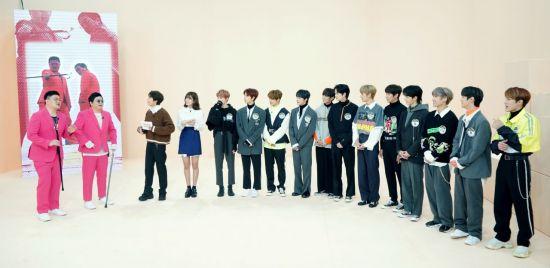 '아이돌룸' 형돈이와 대준이 / 사진=JTBC 제공