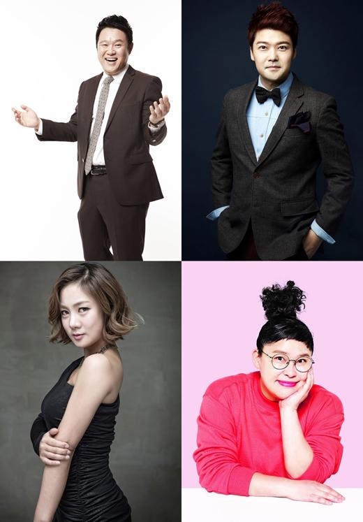 """[공식] MBC """"2018 연예대상 후보, 전현무·김구라·박나래·이영자"""" 발표"""