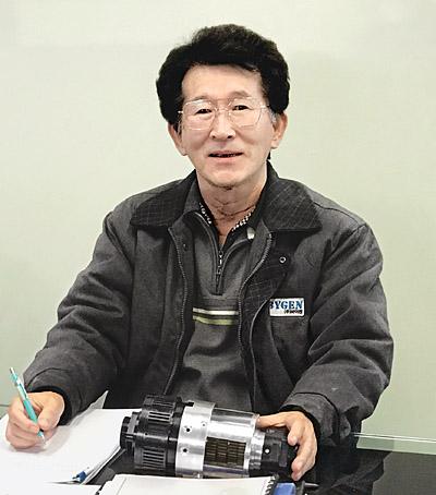 김복성 바이젠 대표