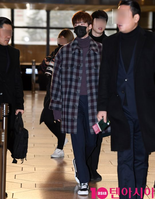 <p>Actor Lee Jong-suk this 20 am, Chugai Travel, attend a car Gimpo International Airport through China with Departure and Airport fashion.</p>