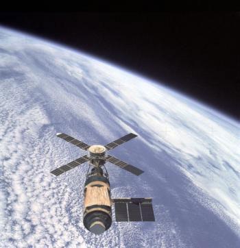 스카이랩. NASA