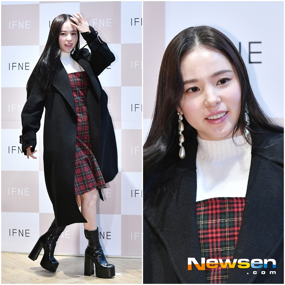 <p>Actress Min Hyo-rin, this 12 21, the afternoon prayer please let us know as the Hyundai Department Store open at all the fashion brand to full speed model Tur-Bros / The Snailman attend to have.</p>