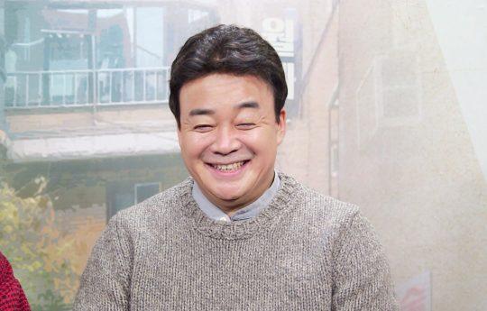 '백종원의 골목식당' 백종원/사진제공=SBS