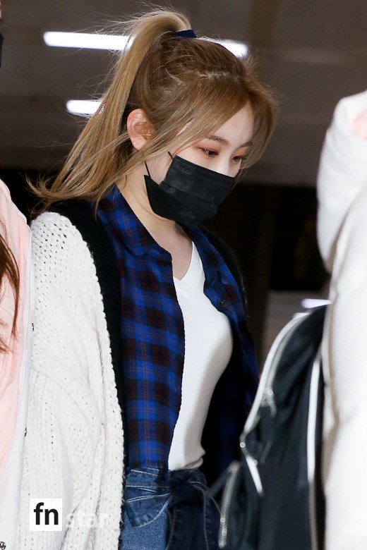 <p>Group Izone this 30 days afternoon in Tokyo, Japan album promo preparations and Gimpo International Airport through immigration.</p><p>※ Copyright ⓒ</p>