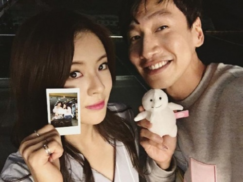 """<p> Two people in 2018 the last day Pink Love Rain into the water.</p><p>Lee Kwang-soo company King Kong by Starship official 31 AM star in """"Lee Kwang-soo and Lee Sun-bin, this baby will fit.""""</p><p>This day, Lee Sun-bin Company well with these city officials, """"Lee Sun-bin and Lee Kwang-soo 5 months the first column of this""""high official is the most.</p><p>Two people are past the 2016 SBS TV 'Running Man'for the first time in relationship. At the time Lee Kwang-soo """"Lee Sun-bin and Penguin. Our wedding announcement to do"""" as a playful hit, and Lee Sun-bin is also well accepted and subtle flow. Its broadcast from two people of the thumb is a big topic arouses.</p><p> ALSO Lee Sun-bin the past, the MBC variety show program 'Radio Star'starred by Lee Kwang-soo mentions the """"bickering that I fit well with seems to be,""""said one.</p><p>However, seniors and people kept they eventually recently in a serious courtship began. Who they 2018 the last day of the pink devotees decorated with Lee Sun-bin and Lee Kwang-soos story, I Love Rain of blessing and cheer of voices.</p><p>Meanwhile, Lee Kwang-soo in the past with the 2007 model to debut in 2009, MBC 'high kick through the roof'starts with 'drama 'The Same' 'Love manipulation; Cyrano' as the actor has demonstrated. Lee Sun-bin is 'big  and terminal mind' 'scale boots', such as through the publics Love Rain received.</p>"""