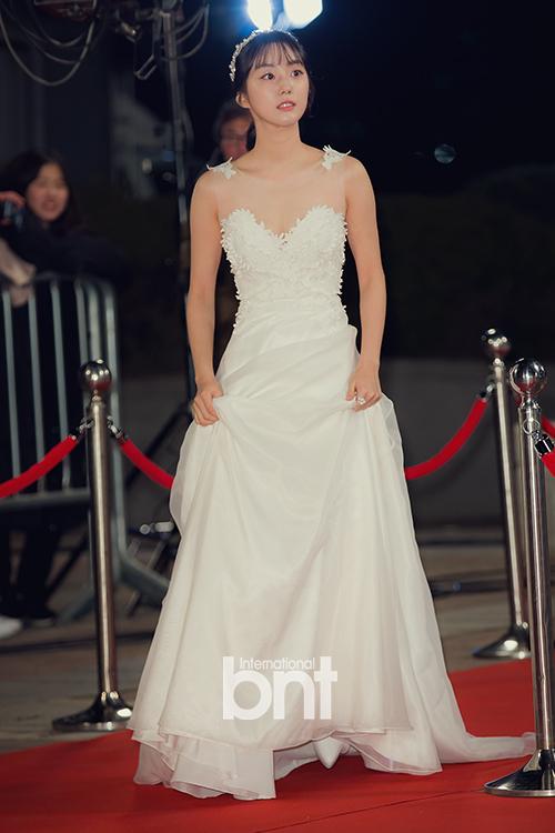 [bnt포토] 박세완 '인어공주 자태'(kbs연기대상)