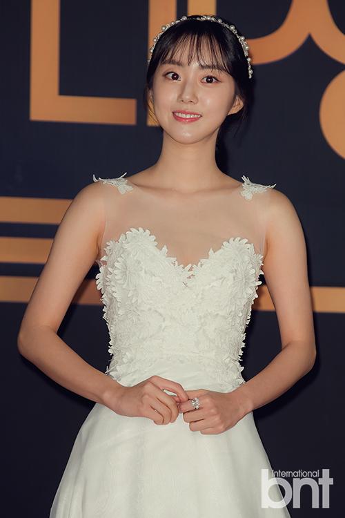 [bnt포토] 박세완 '참 독특한 눈매'(kbs연기대상)