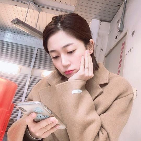 윤현민, 연인 백진희 SNS에 남긴 댓글 '달달'