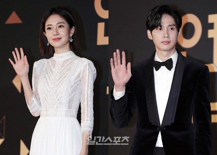 백진희♥윤현민·류현경♥박성훈, 'KBS 연기대상' 달군 고백