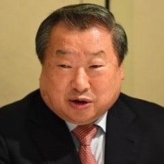 한국기독교총연합회 대표회장 엄기호 목사