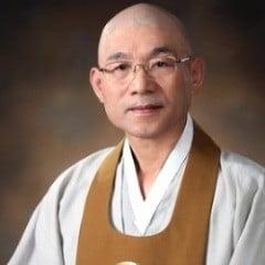원불교 최고지도자인 전산 김주원 종법사