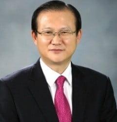 세계평화통일가정연합의 이기성 한국회장