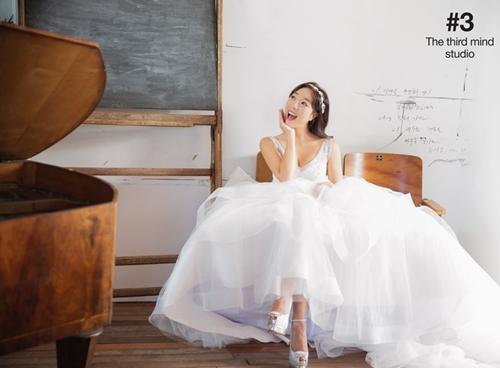 김현영 결혼 사진= 해피메리드컴퍼니, 아미엘리플라워, 로자스포사, 써드마인드스튜디오