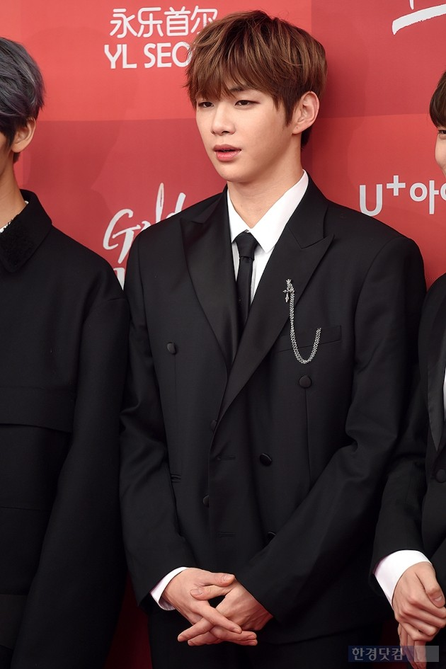 <p>Group Wanna One Kang Daniel this 5 afternoon Seoul and wash and wash the sky dome opened in 33rd Annual Golden Disc Awards Awards - music on the red carpet to attend the Porto game.</p>