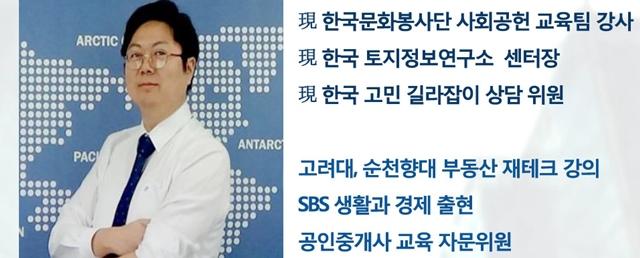 서준혁씨가 부동산 강의를 하기 위해 공공기관인 ㅅ공단에 보낸 자기소개서. 한겨레
