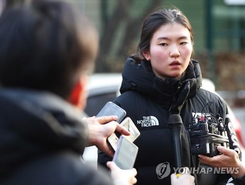 쇼트트랙 국가대표 심석희 [연합뉴스 자료사진]