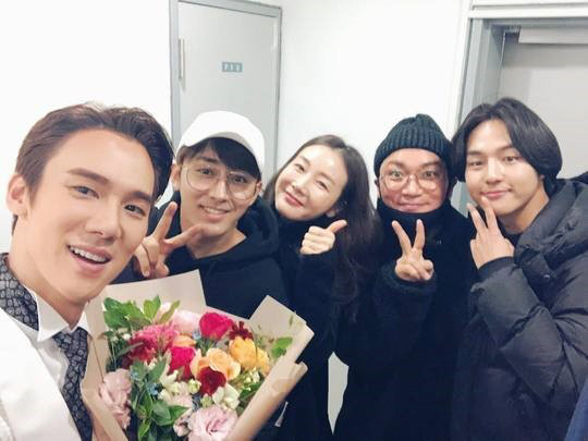 Yoon sjöng Hyun Choi Ji Woo dating