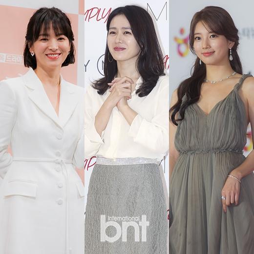 송혜교-손예진-수지, 피부 미인 스타들의 세안 꿀팁