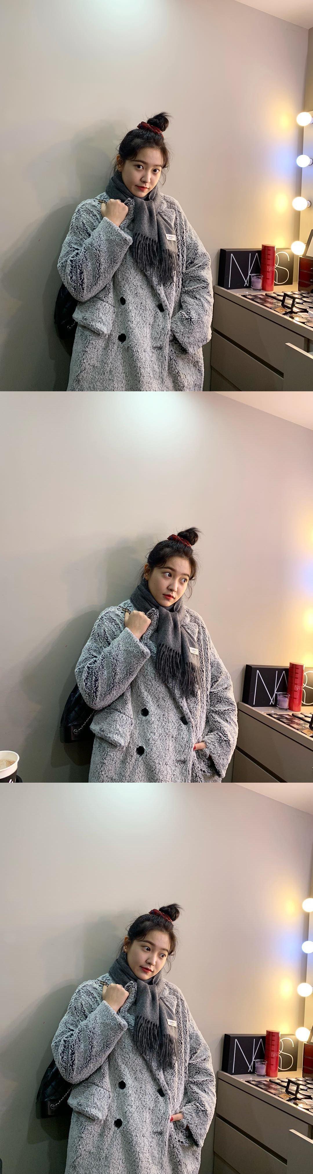 """[해시태그] 레드벨벳 예리, 눈에 띄는 팬사랑""""단디 입으세요""""   인스티즈"""