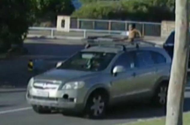호주 '9뉴스' 화면 갈무리