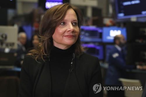 메리 바라 GM CEO