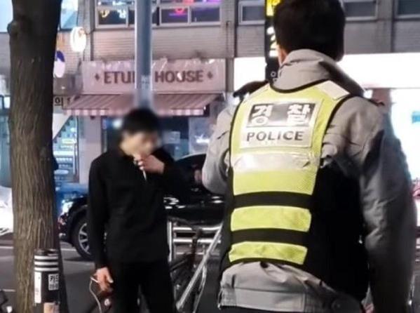 암사역 칼부림..경찰은 움찔, 시민은 외면, 범인만 당당했다