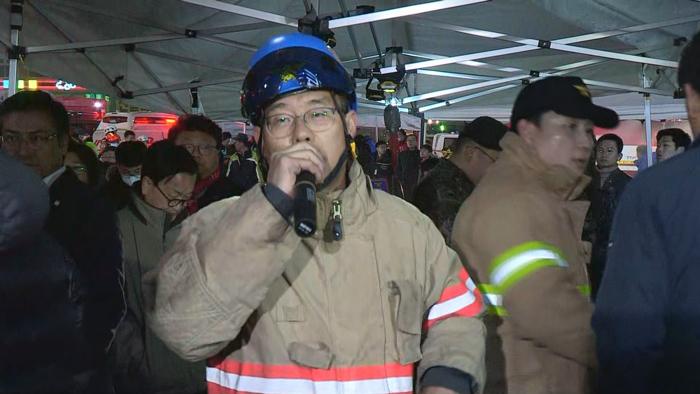 [녹취구성] 소방당국, 천안 호텔 화재 관련 브리핑