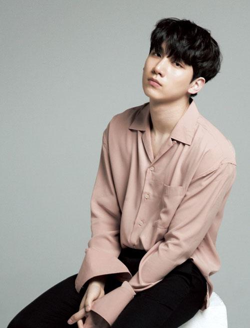빅스 혁 자작곡 'Boy with a star' 사진=젤리피쉬엔터테인먼트