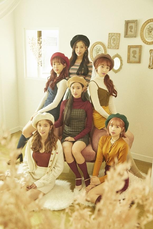 에이프릴, 日 두 번째 싱글 Oh-e-Oh 오늘(16일) 발매