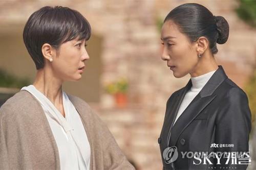 """'SKY 캐슬' """"대본 유출 법적 책임 묻겠다..유포 자제 부탁""""(종합)"""