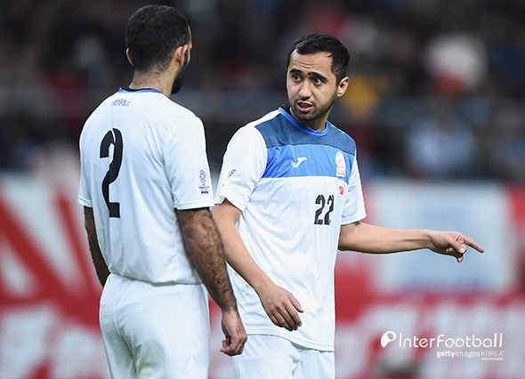 [AC 리뷰] 키르기스스탄, 필리핀 3-1로 제압..역사적 첫 승+3위