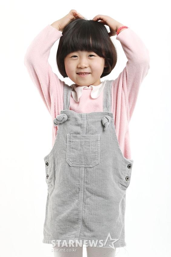 영화 '말모이' 순희 박예나 어린이 / 사진=임성균 기자