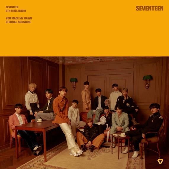 그룹 세븐틴이 역대급 새 앨범을 예고했다. 플레디스 제공