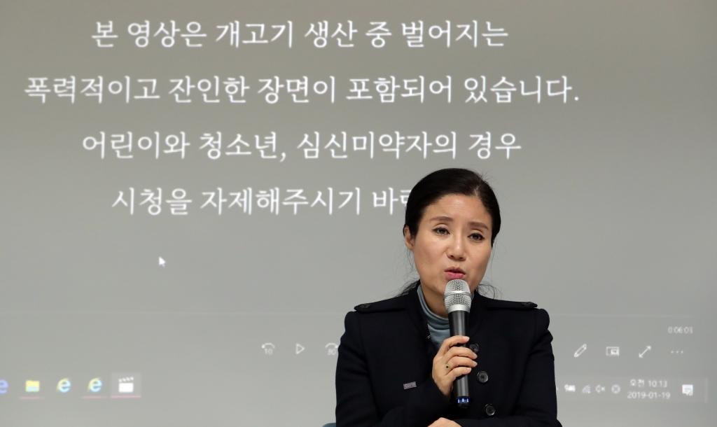 """박소연 입장 표명에..동물권단체 """"정신 못 차려"""" 비판[채널나인 토토 위노바? 토토]"""