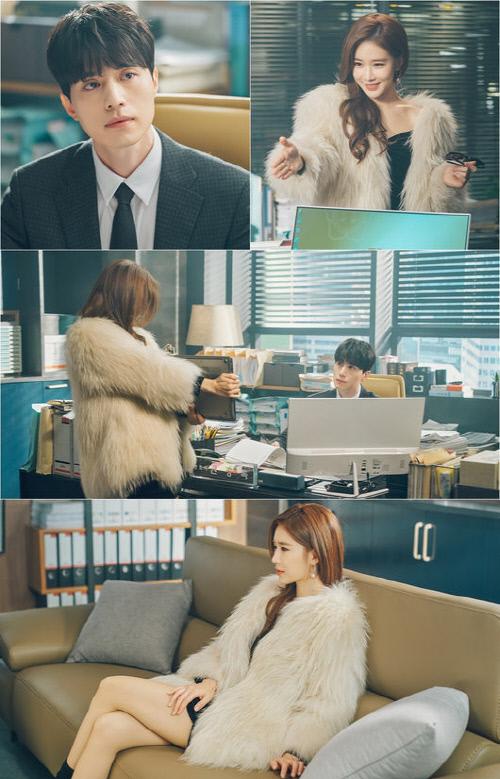 tvN 새 수목극 '진심이 닿다'의 배우 이동욱(왼쪽 위), 유인나. 사진 | tvN 제공