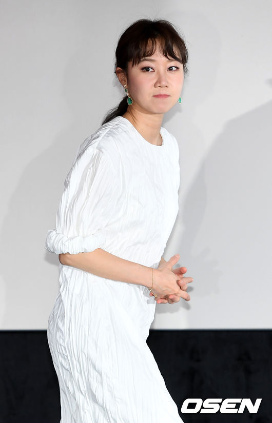<p> 24 afternoon GU, Seoul Megabox Dong Dae Moon in the movie 'hit and run General' Media Distribution in Gong Hyo-jin in this entry. /</p>