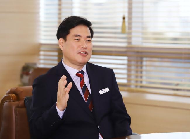 [사진=유동규 경기관광공사 사장]