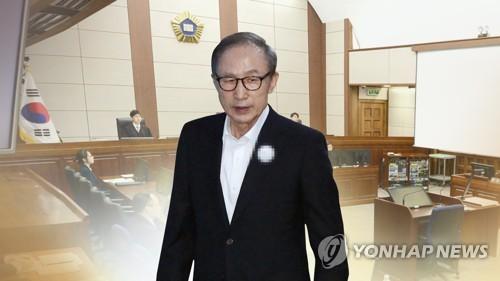 이명박 전 대통령 [연합뉴스TV 제공]