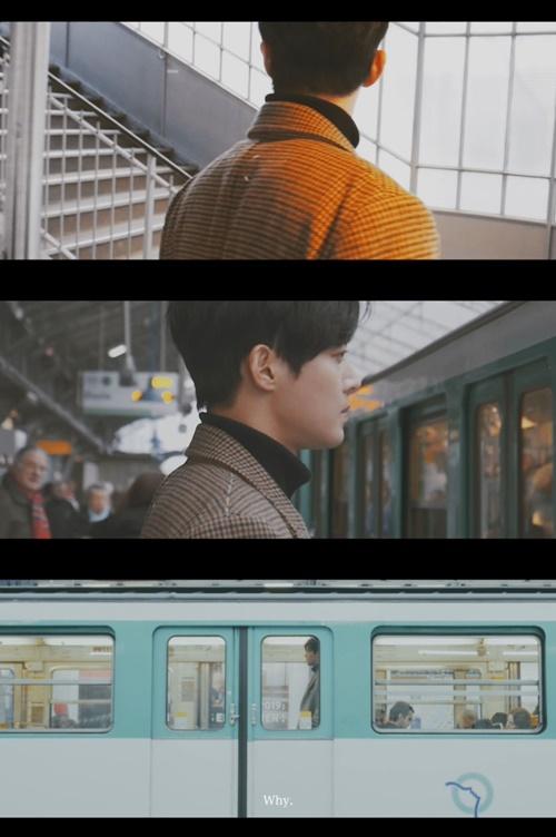 김현중, 'WHY' MV 티저 영상 사진=김현중 'WHY' MV 티저 캡처
